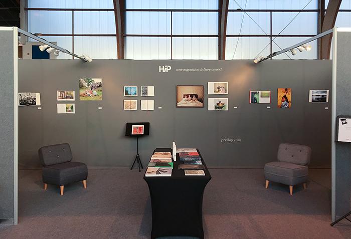 L'exposition HiP à livre ouvert • Gex 2018