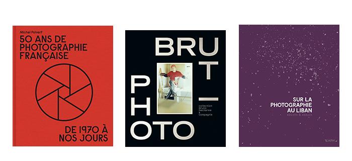 """Les 3 finalistes des Prix HiP 2019 • catégorie """"Histoire de la photographie"""""""