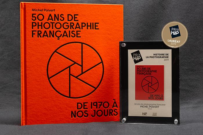 """Lauréat du Prix HiP 2019 catégorie """"Histoire de la photographie"""" : 50 ans d'histoire de la photographie, de Michel Poivert (Textuel)"""