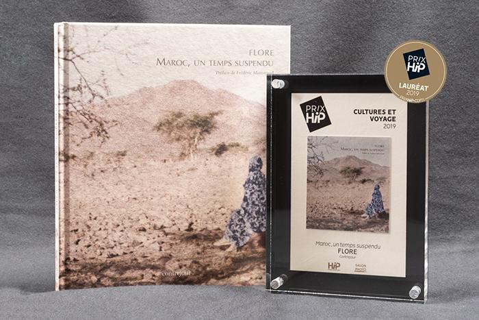 """Lauréat du Prix HiP 2019 catégorie """"Cultures et voyage"""" : Maroc, un temps suspendu, de FLORE (Contrejour)"""