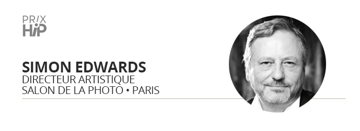 Simon Edwards, membre du jury des Prix HiP 2020