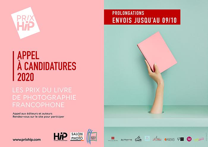 Prolongation de l'appel à candidatures • Prix HiP 2020