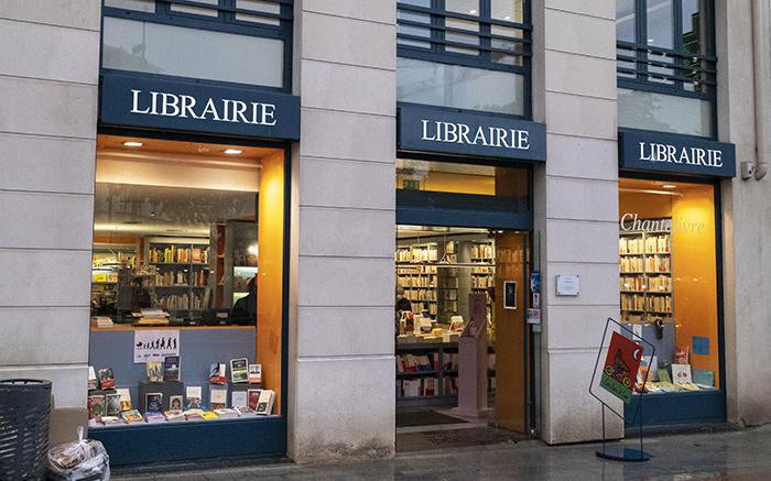 La librairie Chantelivre d'Issy-les-Moulineaux