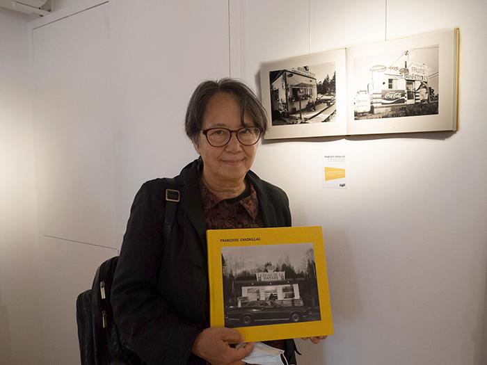 L'autrice Françoise Chadaillac