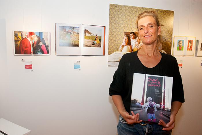 L'autrice Marie Genel