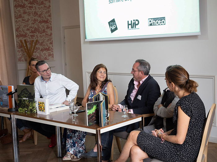Retour en images sur la table ronde HiP à la Foire de Bièvres 2021