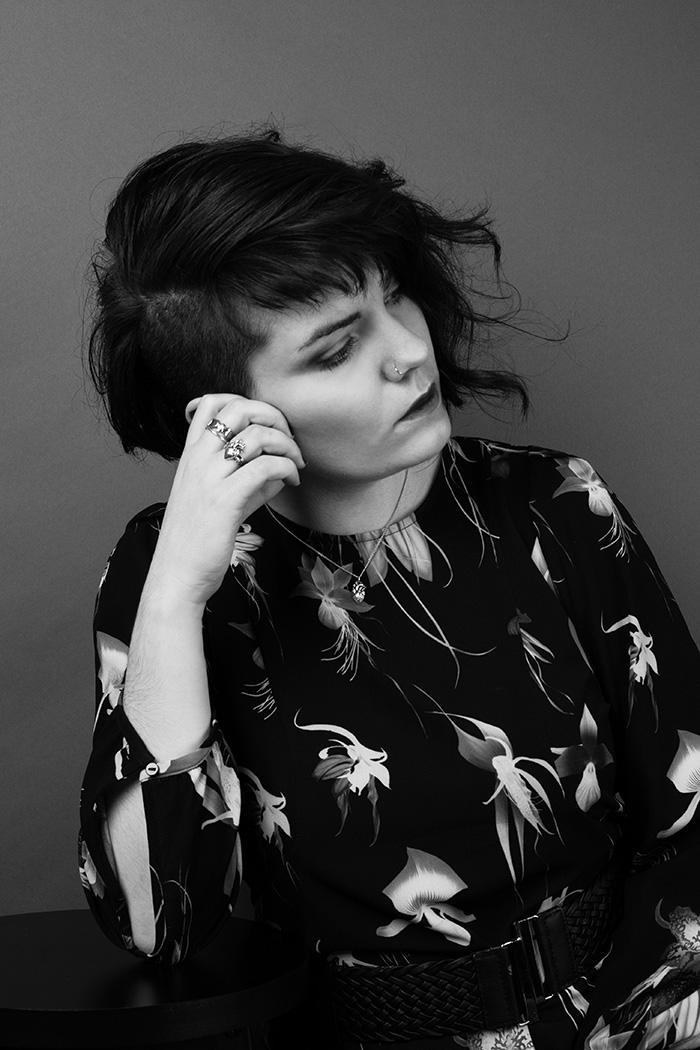 La photographe Marion Saupin