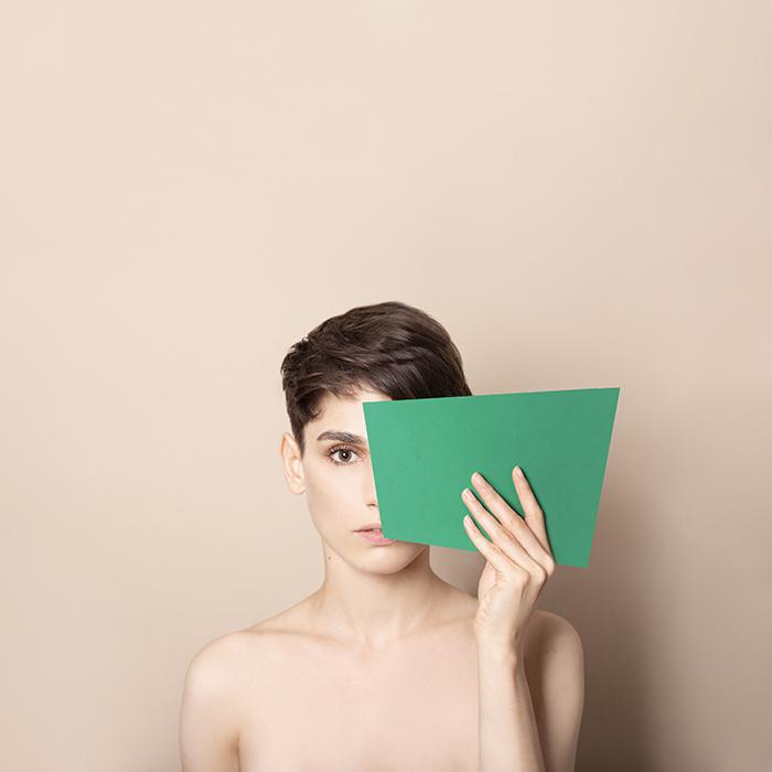 Photo : Marion Saupin - Modèle : Tifaine Boudinot
