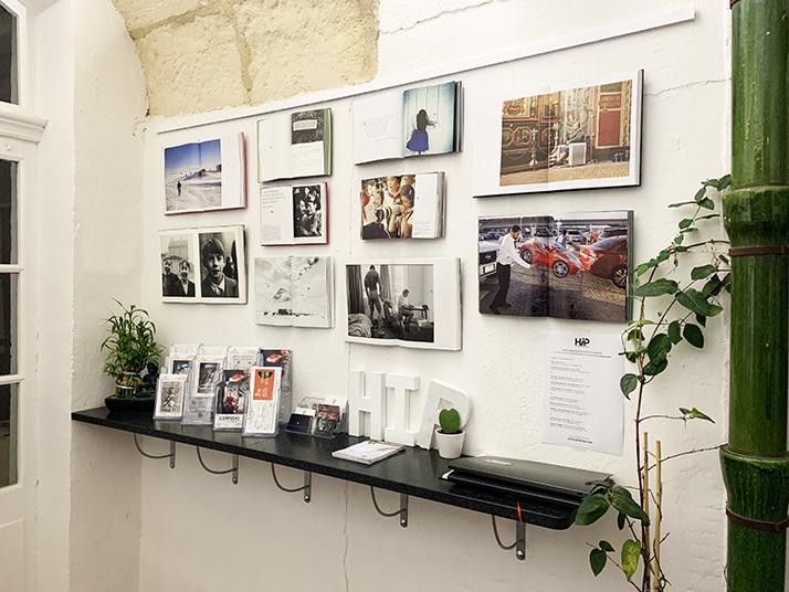 L'exposition à livre ouvert - Arles 2019