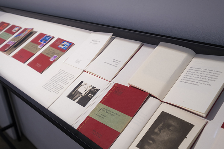 """La collection """"Résonance, écrire pour une image"""""""