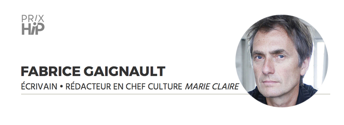 Fabrice Gaignault, membre du jury des Prix HiP 2019