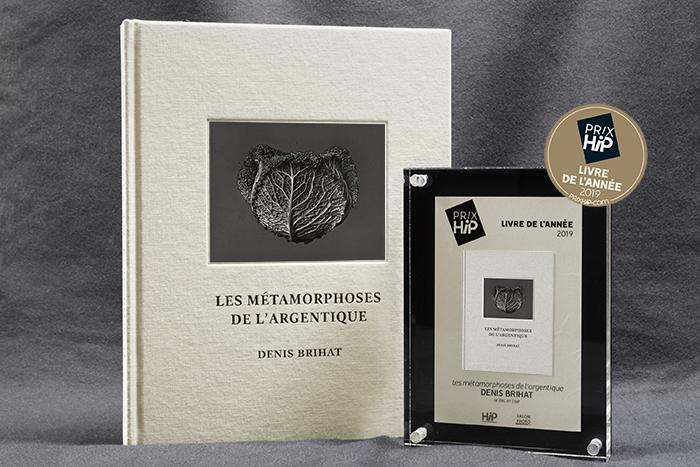 """Prix HiP 2019 du Livre de l'année : """"Les métamorphoses de l'argentique"""" de Denis Brihat (Le Bec en l'air)"""