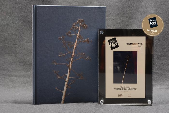 """Lauréat du Prix HiP 2019 catégorie """"Premier livre"""" : Faux bourgs, de Yohanne Lamoulère (Le Bec en l'air)"""