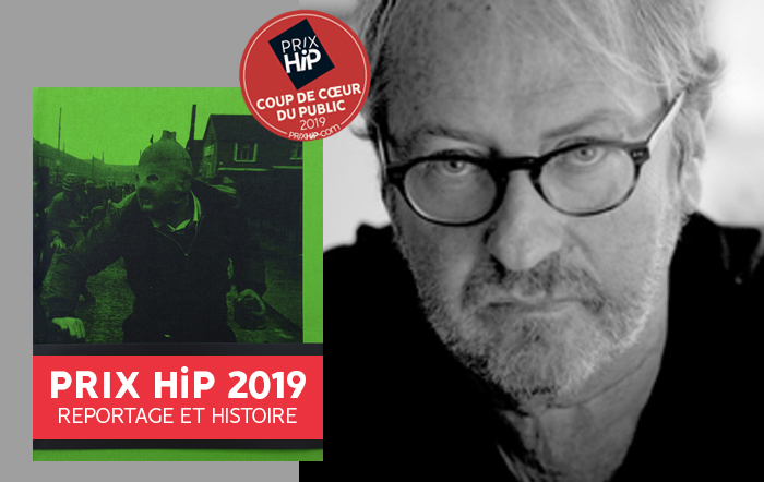 Les trois Coups de Coeur du Public des Prix HiP 2019