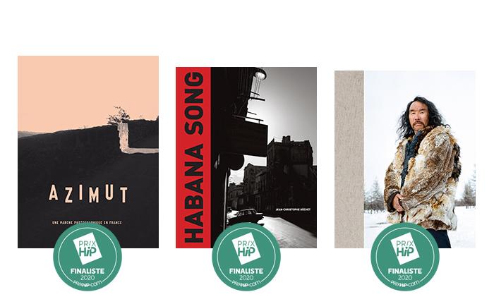 """Les 3 finalistes des Prix HiP 2020 • catégorie """"Cultures et voyage"""""""