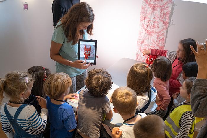 L'Espace Andrée Chedid et HiP organisent deux ateliers pour enfants avec l'autrice Nathalie Seroux et la chanteuse Anne B