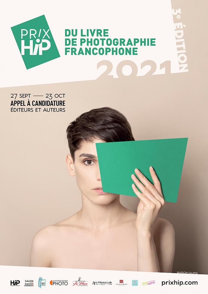 Les Prix HiP du livre de photographie francophone 2021