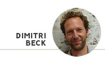 Dimitri Beck, membre du jury des Prix HiP 2019
