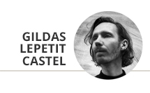 Gildas Lepetit-Castel, membre du jury des Prix HiP 2020