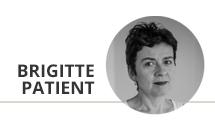 Brigitte Patient, membre du jury des Prix HiP 2020