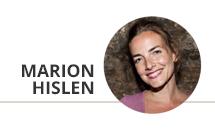 Marion Hislen, membre du jury des Prix HiP 2020