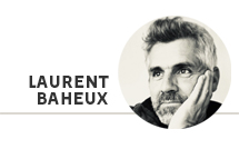 Laurent Baheux, membre du jury des Prix HiP 2020
