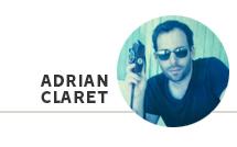 Adrian Claret, membre du jury des Prix HiP 2021