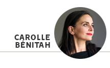 Carolle Bénitah, membre du jury des Prix HiP 2021