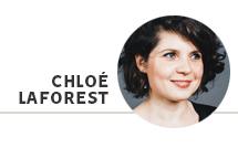 Chloé Laforest, membre du jury des Prix HiP 2021
