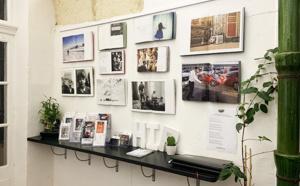 HiP @ Arles 2019 • une exposition à livre ouvert (La Place des photographes)