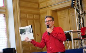 """Conférence """"Éditer son livre de photographie : comment faire ?"""" aux Confrontations Photo de Gex"""