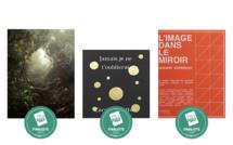 """Les 3 finalistes des Prix HiP 2020 • catégorie """"Monographie artistique"""""""