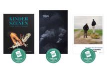 """Les 3 finalistes des Prix HiP 2020 • catégorie """"Société"""""""