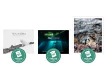 """Les 3 finalistes des Prix HiP 2020 • catégorie """"Animalier"""""""