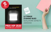 """Lauréat du Prix HiP 2020 catégorie """"Histoire de la photographie"""" : Le Tirage à mains nues, de Guillaume Geneste (lamaindonne)"""